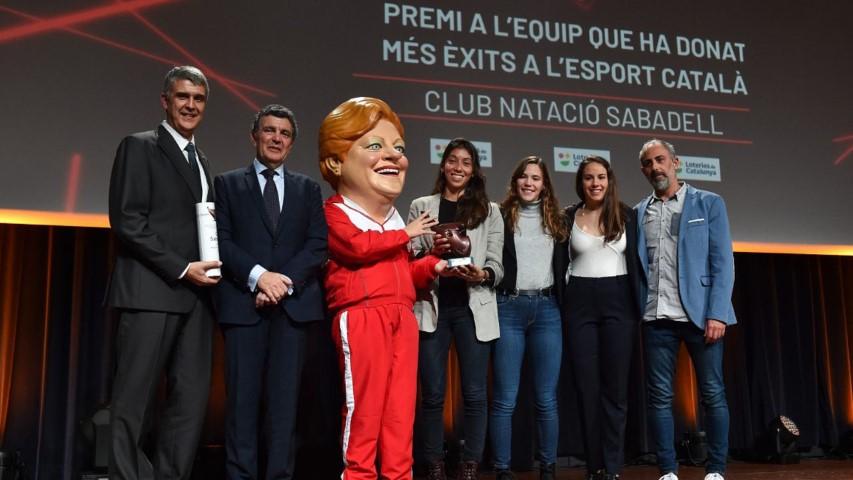 Club Natació Sabadell - Loteria de Catalunya