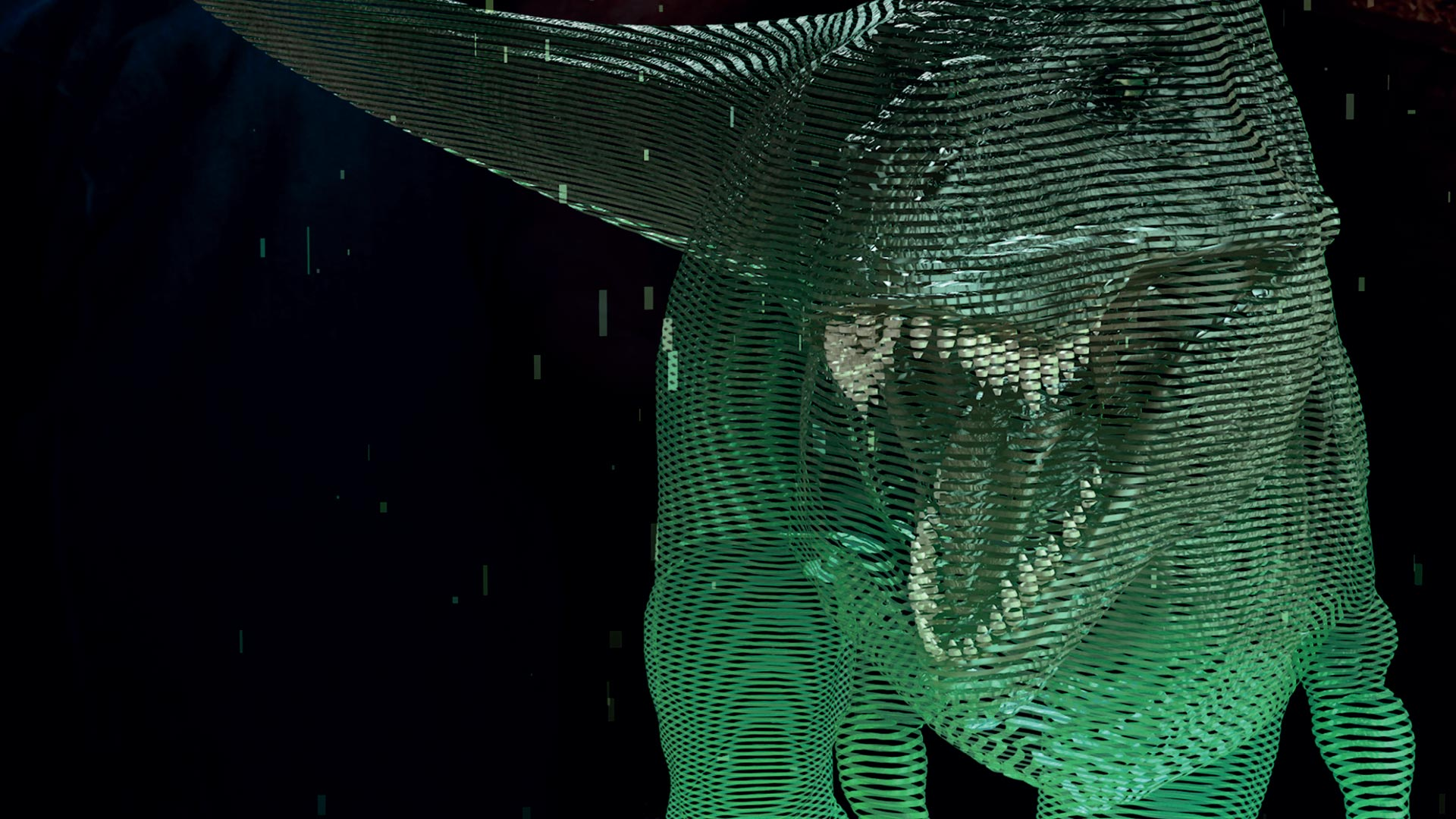 ferran-amagat-lg-poster-3d-design-soundbar-trex-hologram